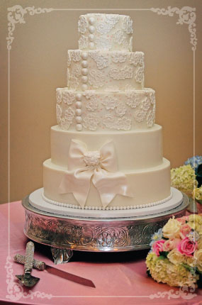 Wedding Cakes in Montgomery Magnolia The Woodlands Texas
